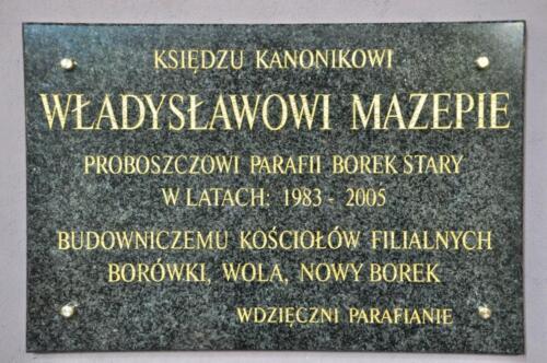 Jubileusz ks. Mazepy W.