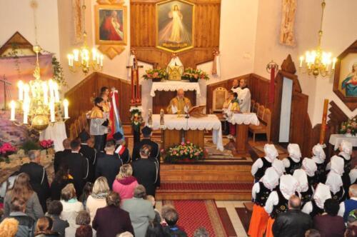 Odpust w Borówkach 2015